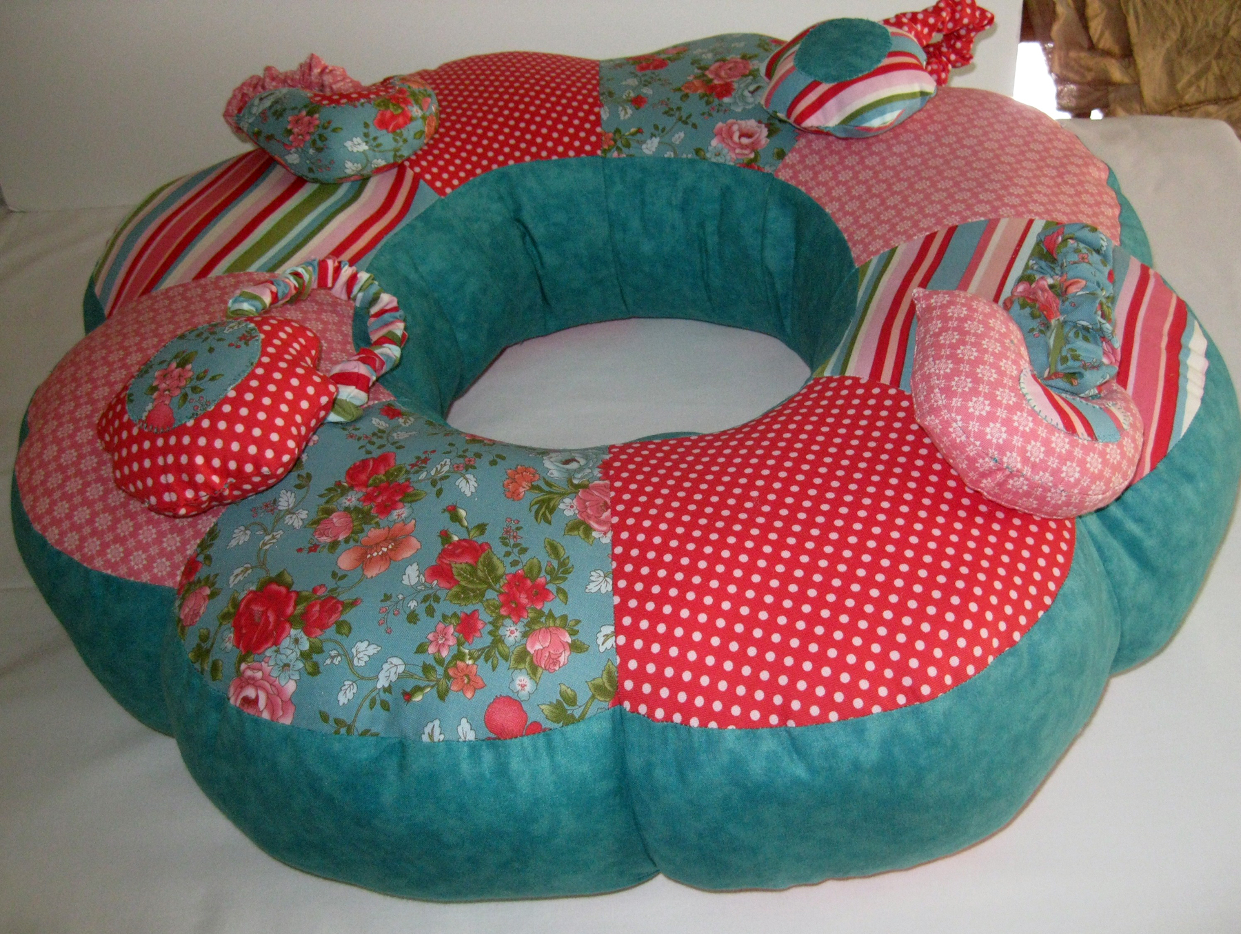 Purchase Baby Donut Cushion Up To 75 Off